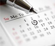 CDC Recruitment Calendar